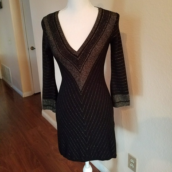 Guess Dresses & Skirts - Guess knit coctail mini dress.  Size M